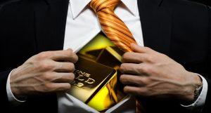 billionaires buying gold stocks