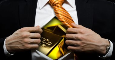 billionaires buying gold stocks