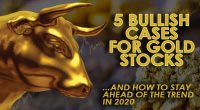gold stock report 2020