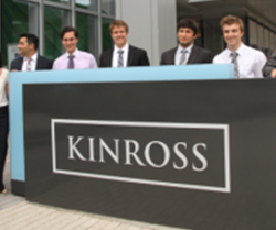 gold stocks to watch Kinross Gold (KGC)