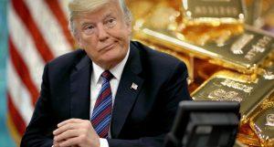gold stocks to watch trump trade china