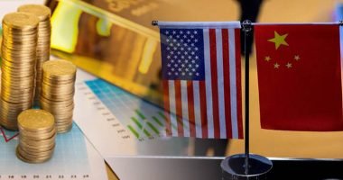 gold stocks china tariffs