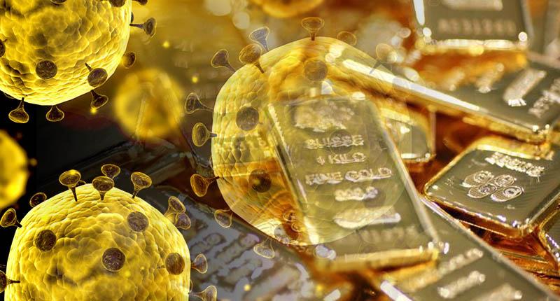 gold stocks coronavirus