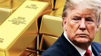 trump gold stocks impeachment futures