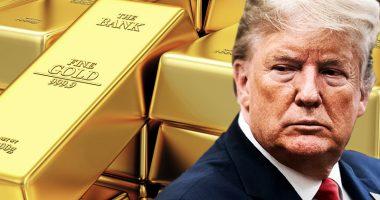 trump gold stocks impeachment futures
