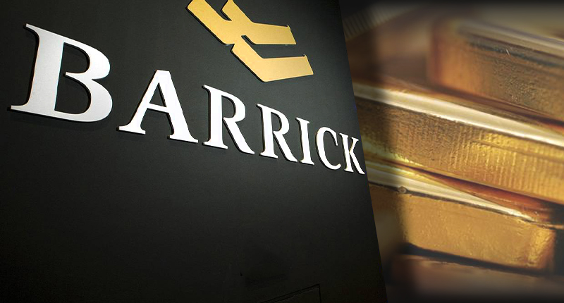 barrick gold stock to buy sell