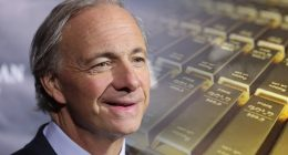 ray dalio gold stocks to buy