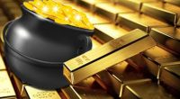 top gold stocks to buy right now pot of