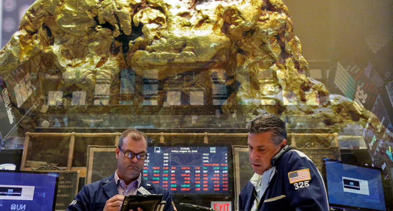 gold stocks to buy right now NYSE