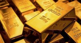 gold bars mining stocks
