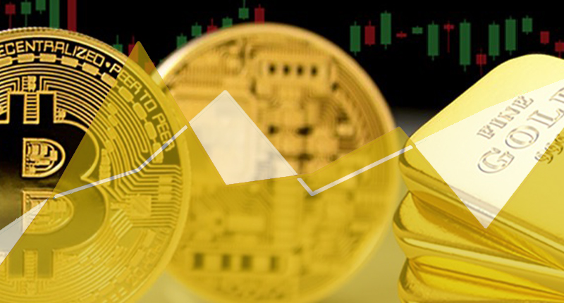 Are Gold Stocks & Bitcoin Pointing At A New Bull Trend?