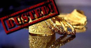 gold stock fraud